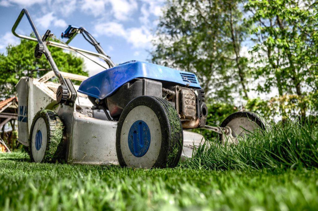 Hospitality Lawn Mower