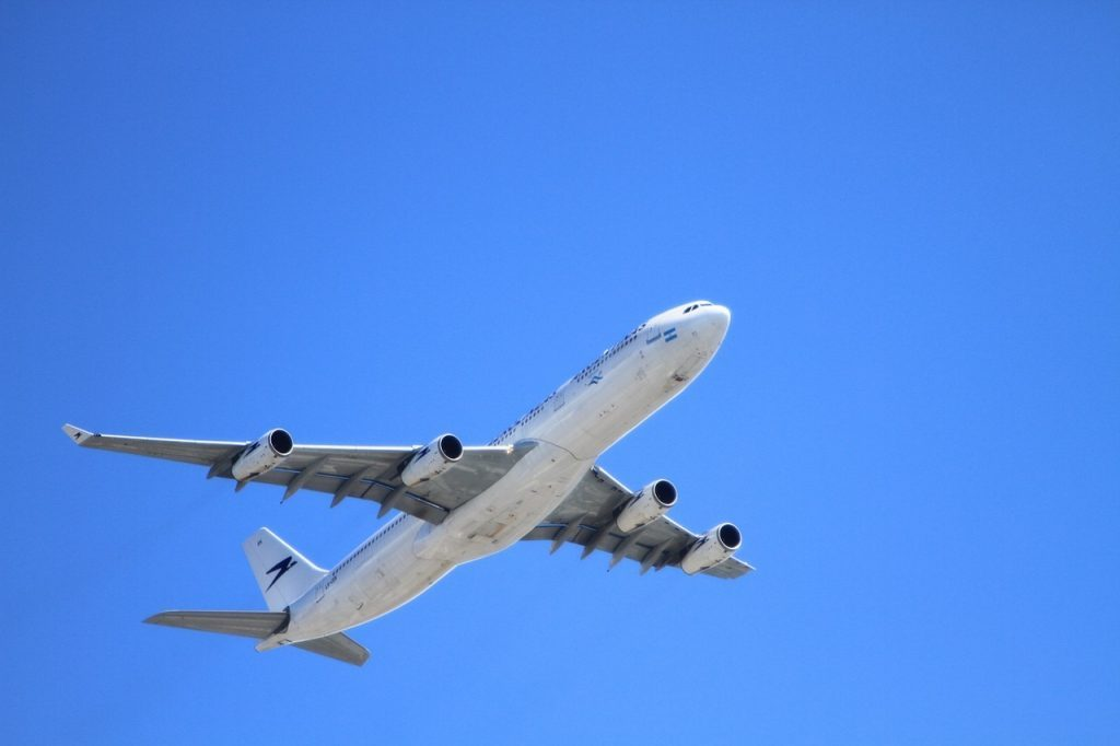 Hospitality Airplane