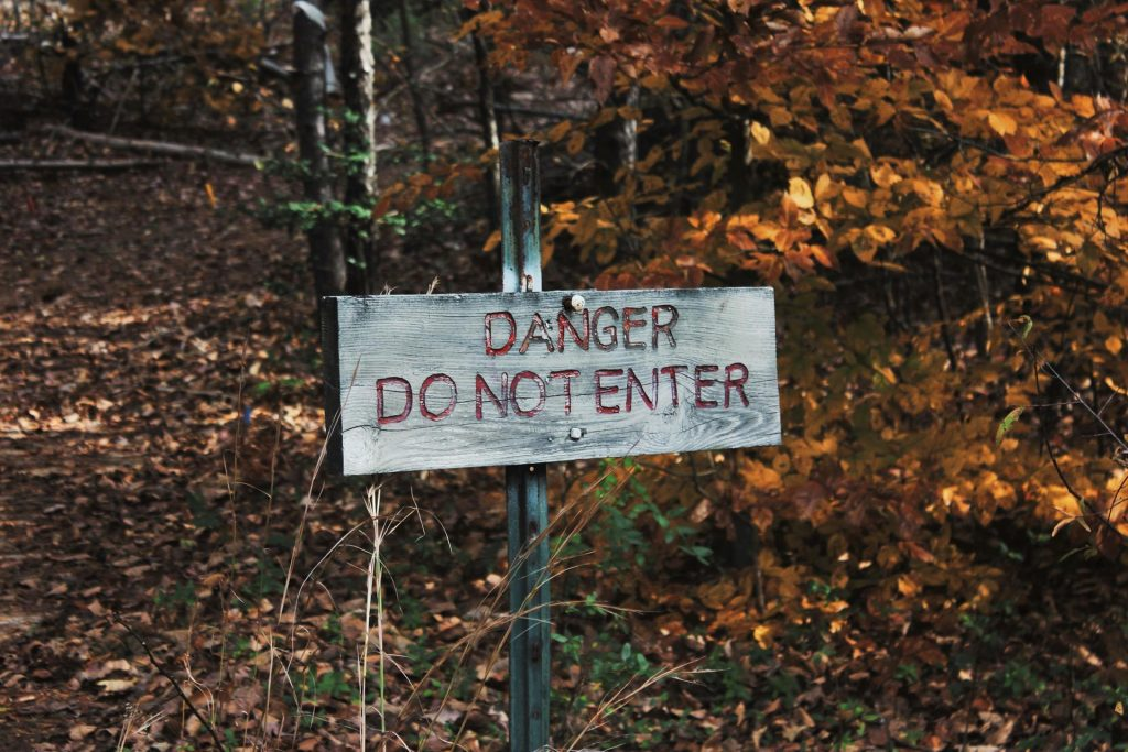 Discontentment Danger