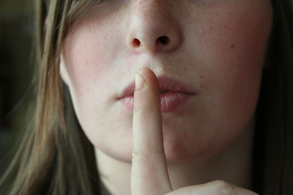 Advent Silence