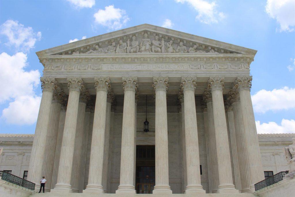 Courageous Faith Supreme Court