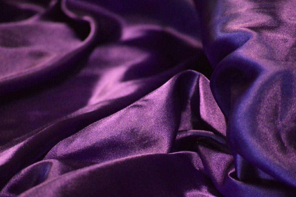 Success God's Way Purple Cloth