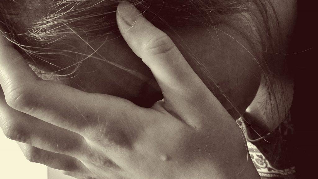 Struggle to trust praying
