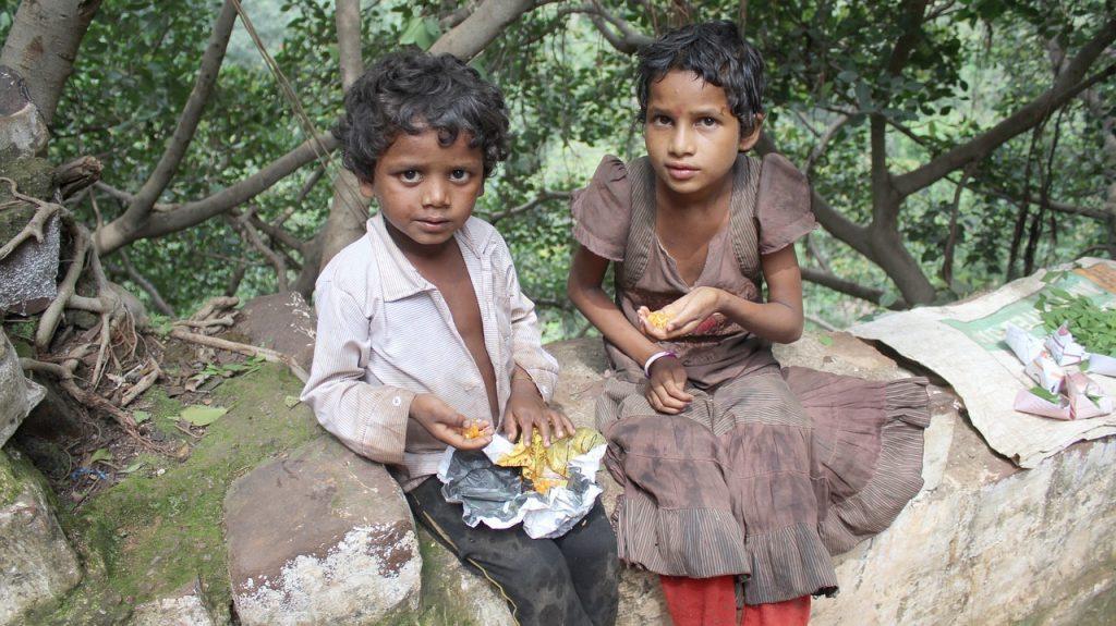 Mission Trip Children in need