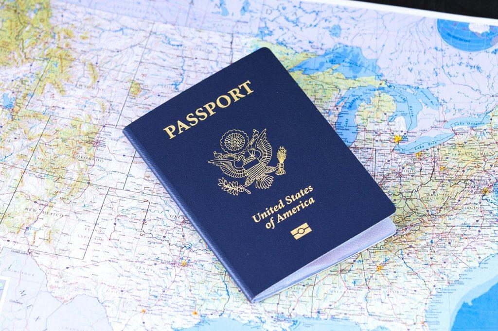 Mission Trip Passport
