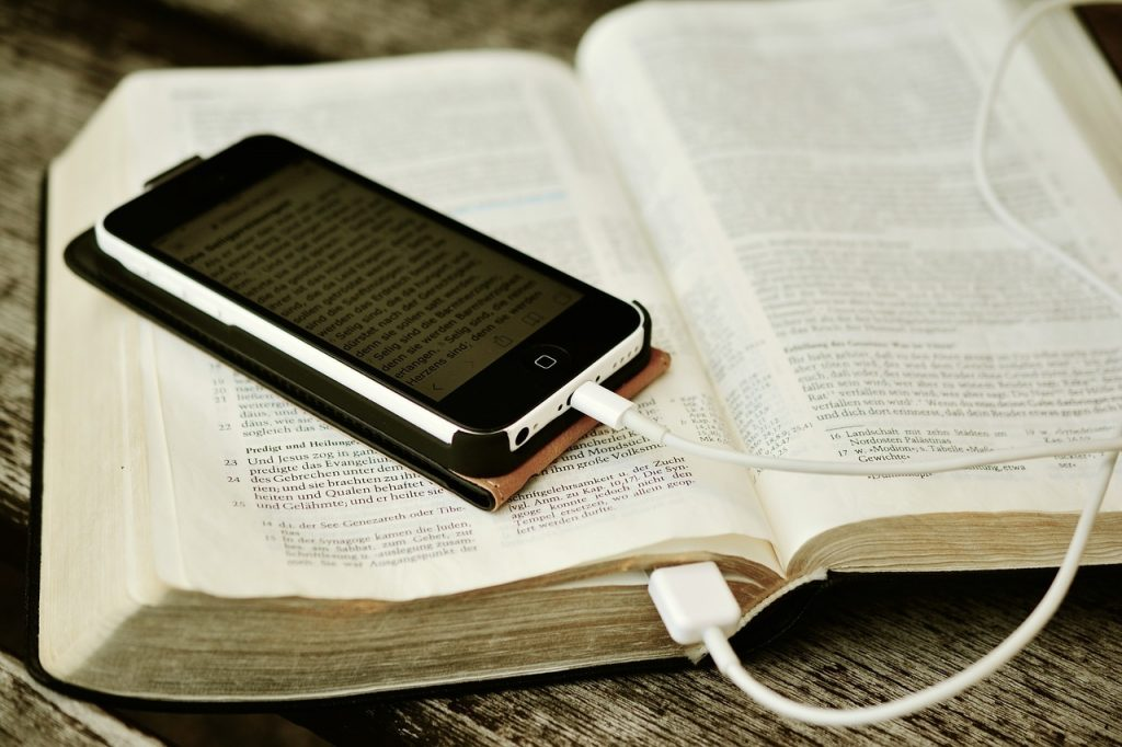 Personality Quiz Bible