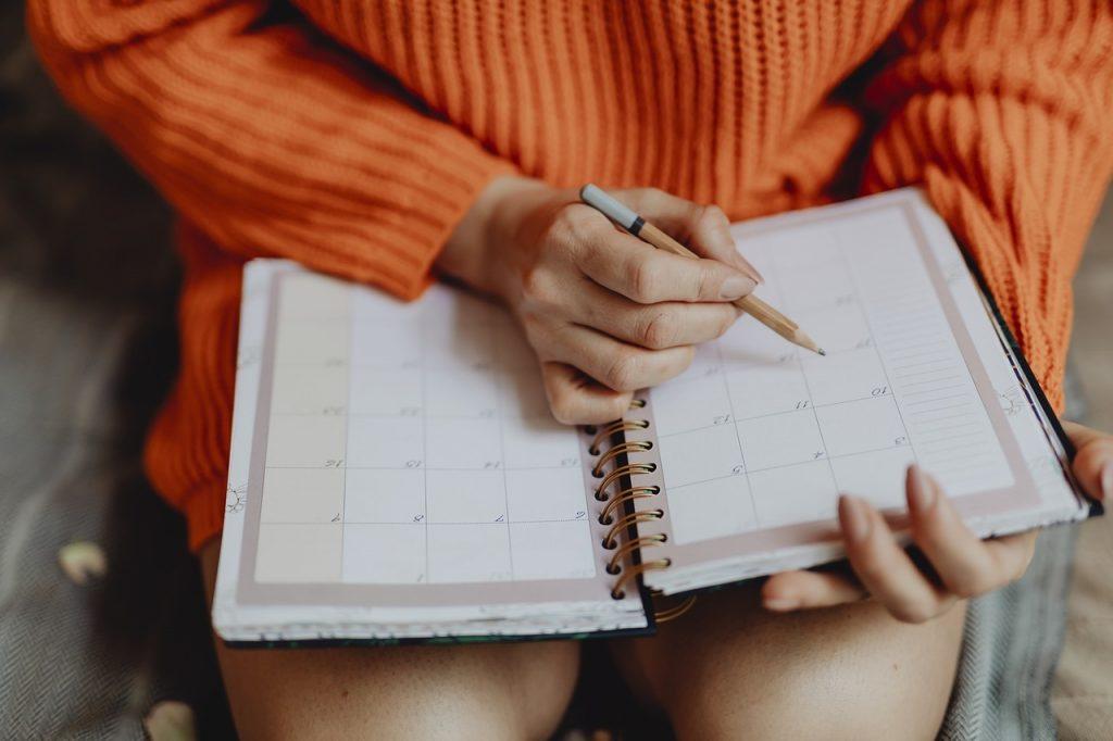 Prayer Style Planning