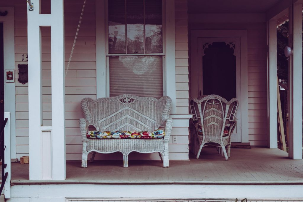 Porch Sitting Nostalgia