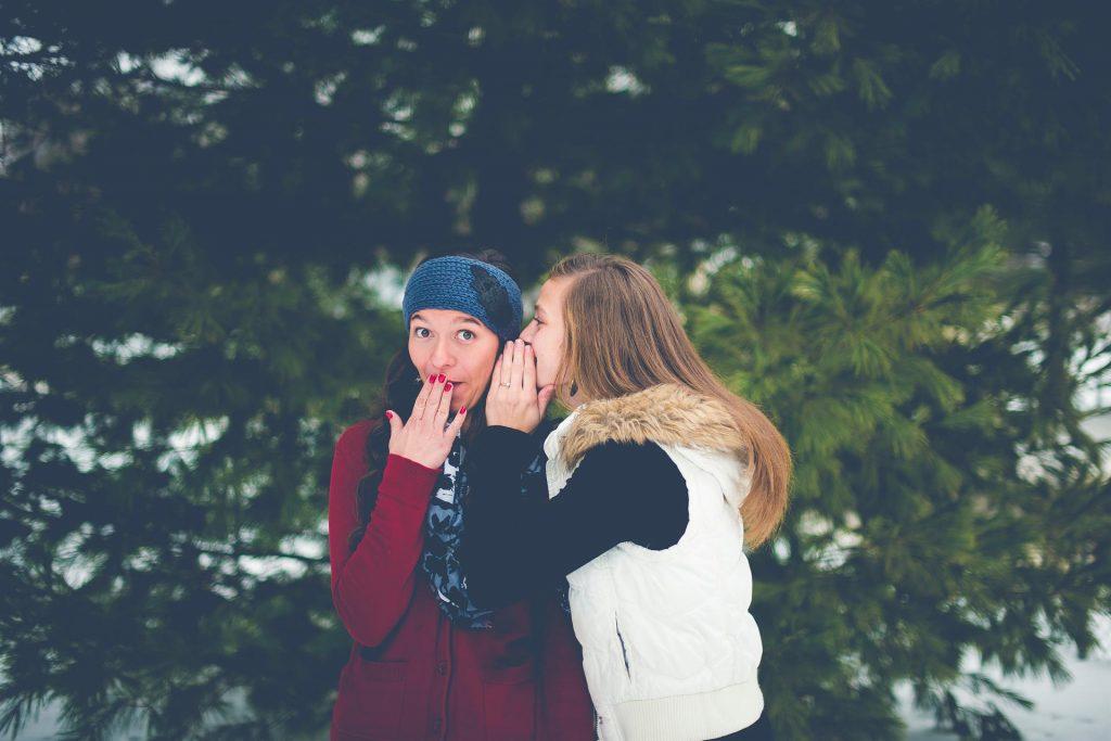 Gossip excludes