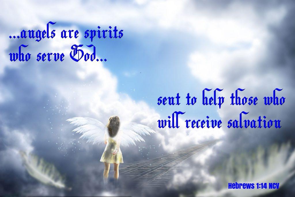 Women Seeking truth about angels