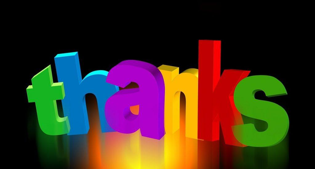 Christian Response of Thanks
