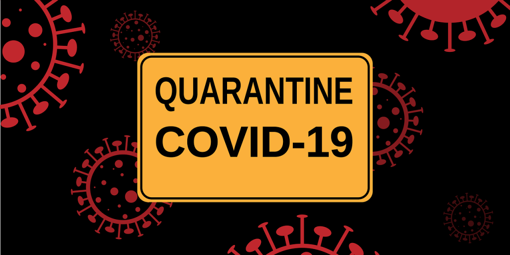 Give thanks always for Quarantines