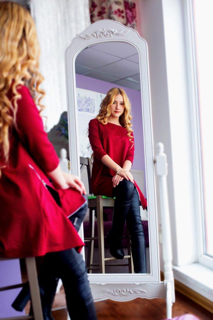 Women choosing biblical mentors